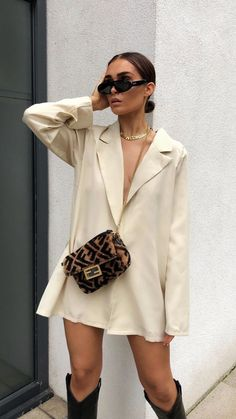 Looks Street Style, Looks Style, Classy Street Style, Street Style Summer, Classy Style, Casual Chic Style, Street Style Women, Look Fashion, Winter Fashion