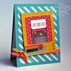 Cheerful Critters - Stampin Up Occasions catalog