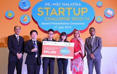 MDeC announces Malaysian winners in national startups challenge