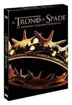 Il Trono Di Spade - Stagione 02 (5 Dvd)(DVD NUOVO)