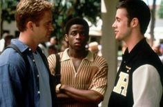 """Spike Lee's wife, Tonya Lewis Lee, is producing a remake of """"She's All That,"""" the hit teen comedy that saw Freddie Prinze Jr. and Paul Walker vying for the affections of Rachael Leigh Cooke. She's All That Movie, Great Movies, I Movie, Paul Walker Poster, Paul Walker Movies, Cody Walker, Rip Paul Walker, Rachael Leigh Cook, Freddie Prinze"""