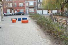 Urban Design, Street Furniture, Seating Areas
