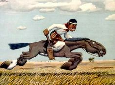 IMAGE(I)NARTE: el arte de la imaginación: FLORENCIO MOLINA CAMPOS: ¡AHIJUNA CON ESTO DEL ART...
