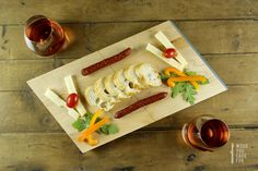 WOOD YOU CARE FOR   Tapas for two