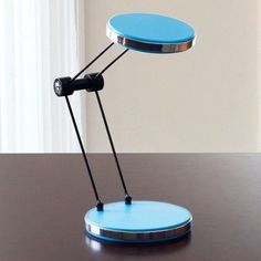 LED Foldable Desk Lamp USB by Lavish Home