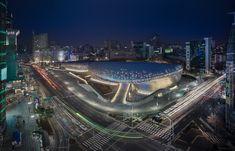 Gallery - Dongdaemun Design Plaza / Zaha Hadid Architects - 6
