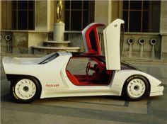 Hace ya 30 años que Peugeot presentó el Quasar, que adelantaría el futuro de su diseño y las tecnologías que  incorporarían en el futuro.
