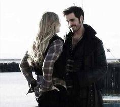 Emma and Killian ♡