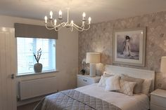 Showhome double bedroom