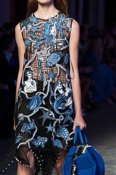 Emilio Pucci at Milan Fashion Week Spring 2016 - Livingly