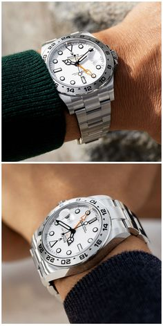 Rolex Boutique, Rolex Explorer Ii, Oysters, Houston, Menswear, Bracelet, Clothing, Accessories, Deutsch