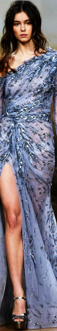 Ziad Nakad Couture Spring 2018