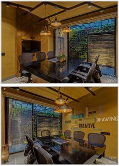 Showcase Design, Office Decor, Design Trends, San, Studio, Studios, Office Art