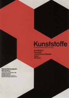 Flyer Goodness: Swiss Constructivism by Richard P. Lohse