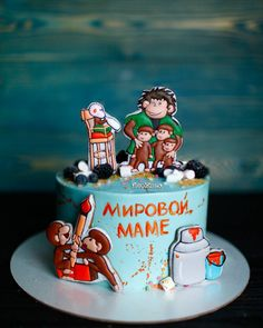 Вот такой забавный тортик) прянички от @mariyalipp #piro_jenka #тортназаказ #тортназаказбалашиха #тортбезмастики #desserts #food #foodporn #sweet #yum #yumyum #dilicious #instafood #sweettooth #chocolate #icecream #soyummy #getinmybelly #tagstagrame #beautiful #cakeporm #dessert #cakeart #cakecakecake #sweetlychicevents #cakelover #mycupcakeaddiction #yolanda_gampp #yumyum #торт #тортназаказ #тортназаказмосква