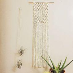 avery / macrame wall hanging