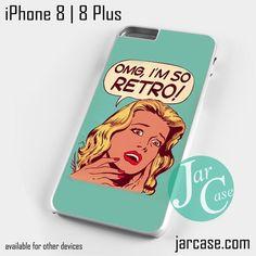 OMG I'm So retro Phone case for iPhone 8 | 8 Plus