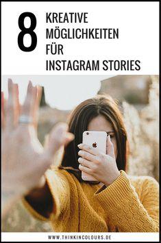 Wie du spannende Stories erstellst, auch wenn du den ganzen Tag am Arbeitsplatz verbringst!