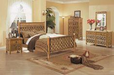 Bambus schlafzimmer ~ Schlafzimmer himmelbett weiße gardinen bambus dach exotisches