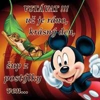 Dobré ráno obraz #1956 - Obrázky, citáty a animace King Charles, Reaction Pictures, Good Morning, Mickey Mouse, Disney Characters, Fictional Characters, Funny, Night, Google
