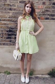 She Wore IT - Goldie as seen on Made in Chelsea's Millie Mackintosh