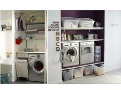 1000 id es sur petite buanderie sur pinterest design de. Black Bedroom Furniture Sets. Home Design Ideas