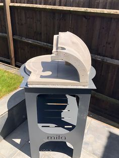 Mila 60 - DIY Kit (with fibreglass shell) - The Pizza Oven Shop