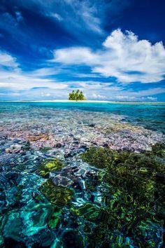 Tuvalu. Might need to do a sinking islands tour through Micronesia