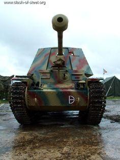 Clash of Steel, Image gallery - A German Marder III Tank-Hunter
