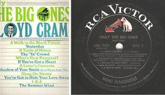 Floyd Cramer / Only the Big Ones (RCA Victor LPM-3533) $6.50