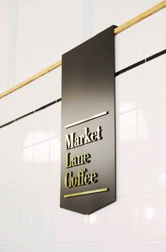 Market Lane Coffee, Queen Victoria Market - HEARTH