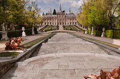 Palacio de San Ildefonso by Frabisa, via Flickr