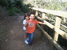 Vias verdes con niños