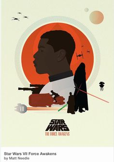 Star Wars: Episode VII - The Force Awakens by Matt Needle