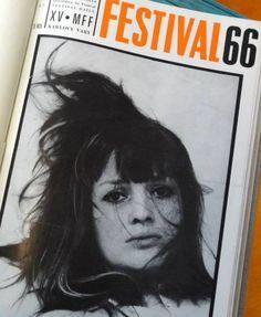 Jana Brejchová Festivalový deník 1966