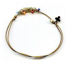 Beaded ring Bracelet