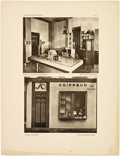 Window Shop in Art Deco Paris Ping Pong Bar, Art Deco Movement, New Paris, True Art, Art Deco Fashion, Digital Image, Old Things, Windows, Architecture