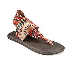 Women's Sanuk Yoga Sling 2 Prints Sandals | Scheels