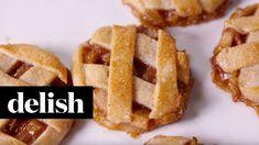 Apple Cutie Pies | Delish