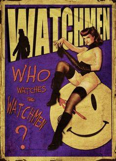 Looovveee the Watchmen