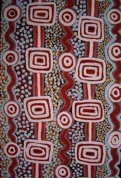 Tingari by Winston Mitchell, 2005