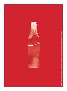Kiss The Past Hello. Coca-Cola Design: 100 Years of the Coca-Cola Bottle. #MashupCoke by: Dag Laska, Bleed