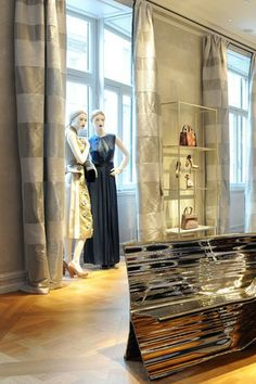 Dior Flagship Store, Milan, Italy by Peter Marino