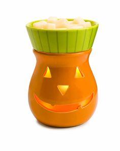 Jack O Lantern Pumpkin Tart & Fragrance Oil Warmer