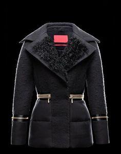 MONCLER GAMME ROUGE Women - Fall/Winter 12 - OUTERWEAR - Jacket -