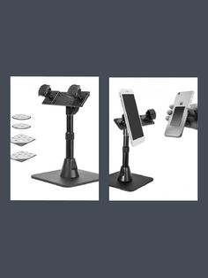 Attention all streamers! Need help to keep your camera steady? Look no further than the Arkon broadcaster dual phone magnetic stand. This fabulous Arkon product features dual magnetic mounts for side by side streaming meaning that you can be on two social media platforms at the same time.