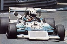 Stephane South - March 792 BMW - ICI Racing Team (Project Four Racing) - XXXIX Grand Prix Automobile de Pau 1979