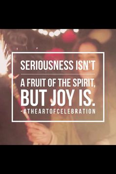 "JOY | by Gareth Gilkeson, Rend Collective Experiment | (if you can, watch the video that this quote comes from: ""The Art of Celebration Story by Rend Collective"" on Youtube!)"