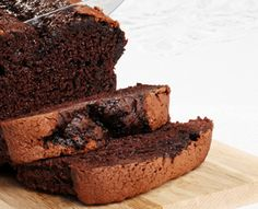 Chocolate Sour Cream Pound Cake - Gotta have chocolate as a dessert option!  #myHolidayCookbook #Contest