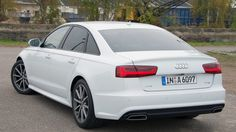 We travel to Germany for an early first drive of the 2016 Audi A6 sedan. Check out our road test review here.